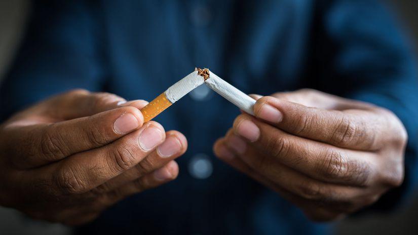 cigareta, fajčenie,