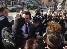 Kosovo opozícia