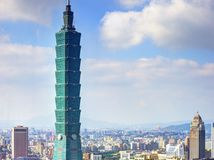 taipei, taiwan, veža, mrakodrap