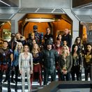 arrow, the flash, supergirl, legends of tomorrow, crossover,