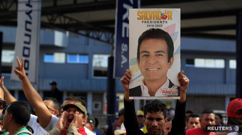 Honduras voľby