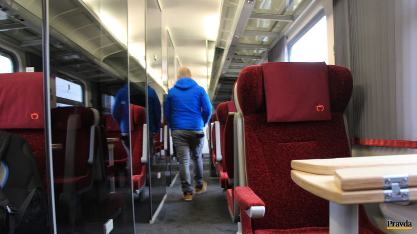 vlak, vagón, vozeň