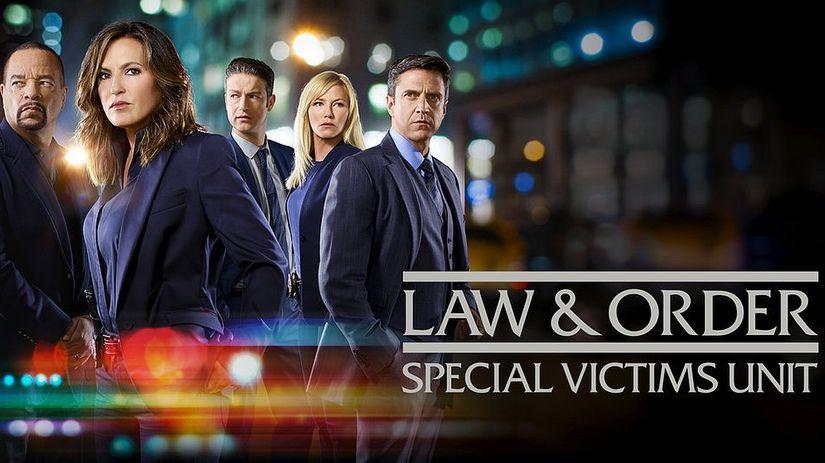 law and order, zákon a poriadok,