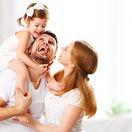 rodina, dávky, dieťa, rodičovský