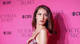 Americká modelka Bella Hadid nechýbala.
