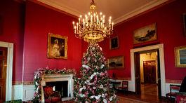 Biely dom, Vianoce, výzdoba, zima 2017