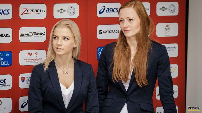 Katarína Klapitová, Denisa Ferenčíková