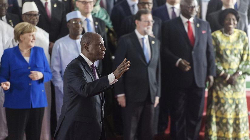 summit Pobrežie Slonoviny
