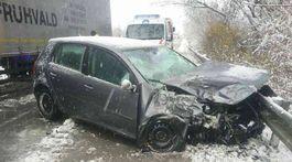 HASIčI: Dopravná nehoda