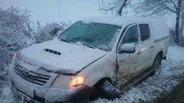 kalamita, sneh, snezenie, nehoda, doprava