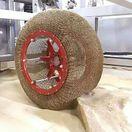 NASA - revolučné koleso