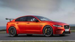 Jaguar XE SV Project 8 - 2017