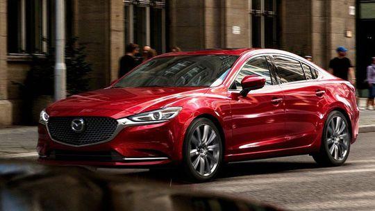 Mazda 6: Silné turbo pod kapotou? Áno, je realitou