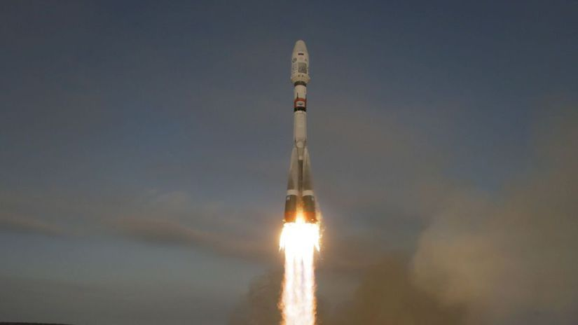 Meteor M, roskosmos, raketa, družica