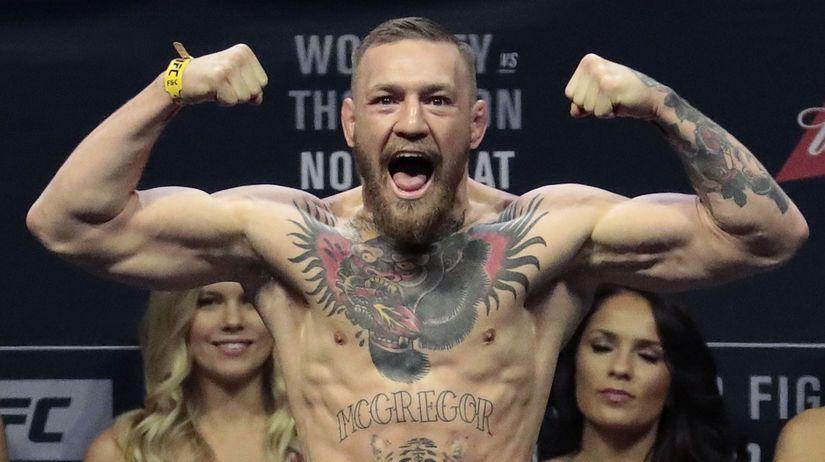 UFC McGregor Mixed Martial Arts