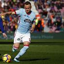 Lobotka po zápase s Barcelonou: Messi sa ustrážiť nedá
