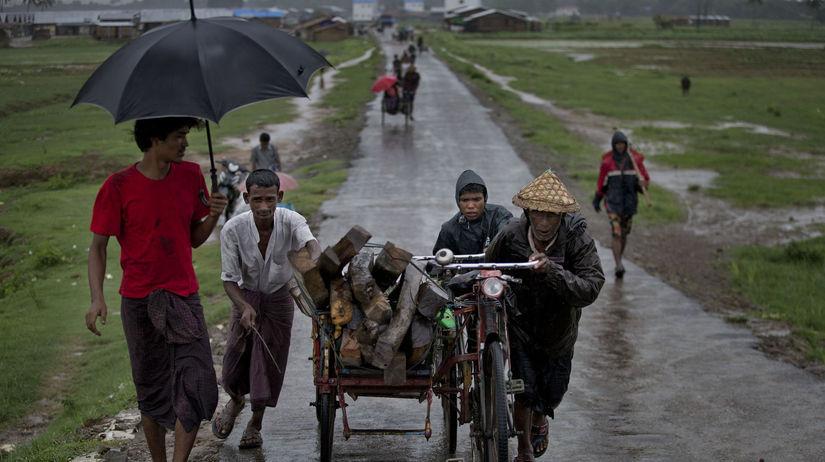 Mjanmarsko Rohingovia