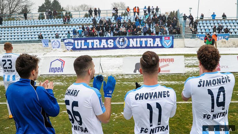 Nitra, fanúšikovia
