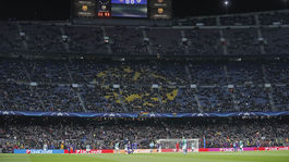 Barcelona, Sporting Lisabon