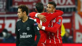 Bayern Mníchov, Paríž St. Germain