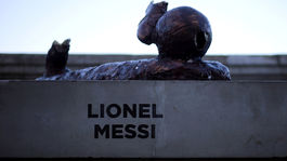 Messi socha