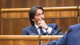 NR SR: Rokovanie 24. schôdze, Robert Kaliňák