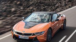 BMW i8 Roadster - 2018