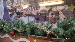 BRATISLAVA: Vianočná električka