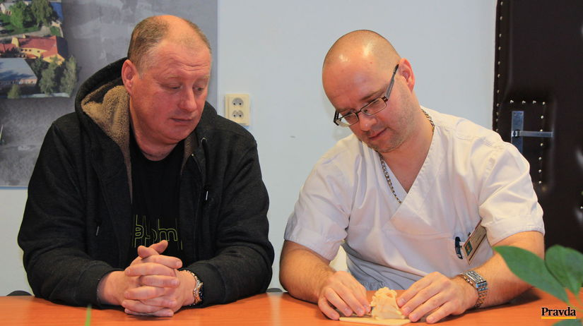prednosta Neurochirurgickej kliniky, Branislav...