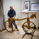 bicykel, Nyáryovská kúria v Bučanoch, výstava