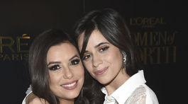 Eva Longoria a jej mladučká kolegyňa Camila Cabello