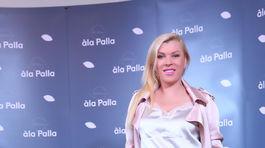 Riaditeľka Fashion TV Gabriela Drobová.