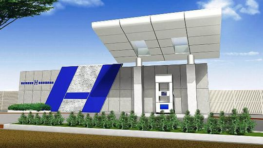 Toyota chce megawattovú elektráreň. Vyrábať bude aj vodík pre autá
