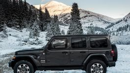 Jeep Wrangler - 2018