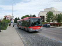 Nitra, MHD, autobus