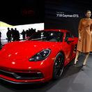 Porsche nemecko automobilka