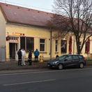 strelba, hurbanovo, bar, policia