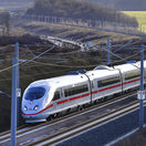 Nemecko, vlaky