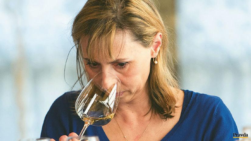 Citlivý nos je výbavou dobrého degustátora.