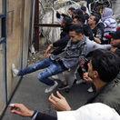 libanon, bejrut, protest, izrael, jeruzalem