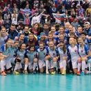 FLORBAL: Slovensko - Lotyšsko