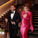 John Legend a jeho manželka Chrissy Teigen