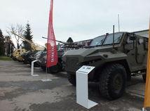 Na Považí budú vyrábať vojenské aj civilné tatry