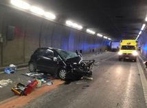 gotthard, tunel, nehoda