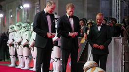 Princ William (vľavo) a princ Harry