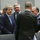 fico, juncker, orban, Morawiecki, Gentiloni, v4, brusel