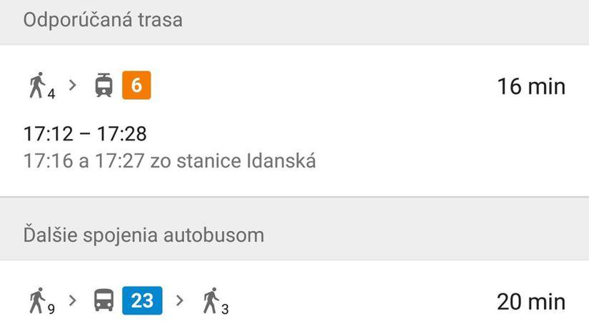 Mapy Google,
