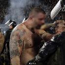 Futbalový Balkán je iný svet. Pozrite sa, čo sa dialo počas belehradského derby