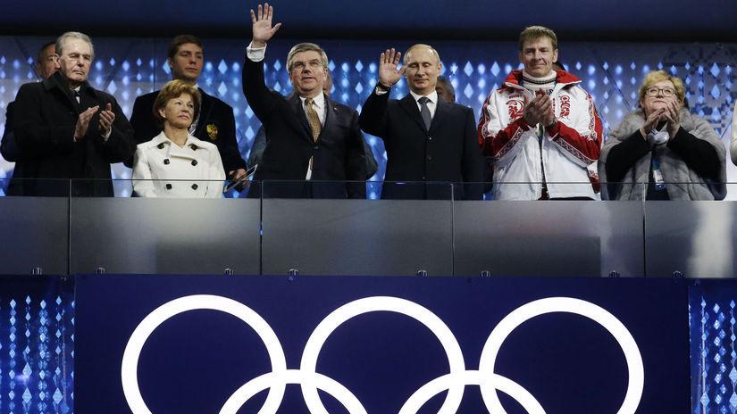 Putin Soči 2014