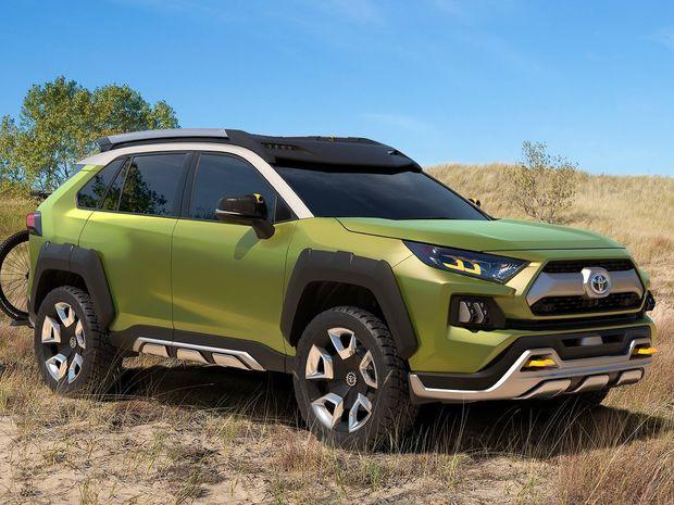 Toyota FT-AC Concept - 2017